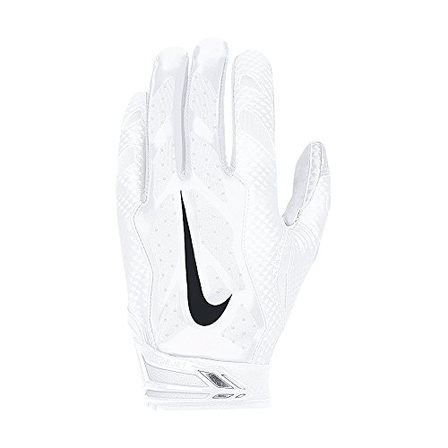 best cheap dd2ea 9bb4a Men s Nike Vapor Jet 3.0 Football Gloves White Black Size - Import It All