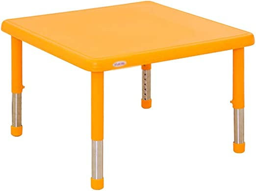 ZHAOHUI-Ensembles Table et Chaise pour Enfants Plastique ...