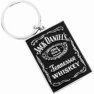 Jack Daniel/'s Portachiavi Keyring