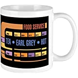 Star Trek Merchandise Tea Earl Grey 11oz Coffee Mug Best Gifts
