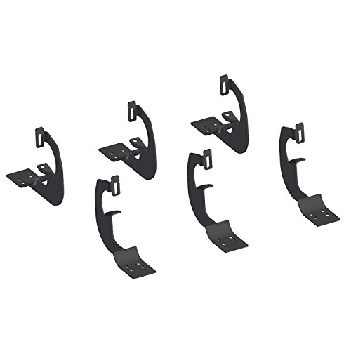 (ARIES Automotive 4507 Mounting Brackets for 6-Inch Oval Nerf Bars Sold)