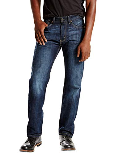Shoestring levi's Con Levi's Fit Hombre Jean Cremallera Regular 501 505 xaazqwS4nT
