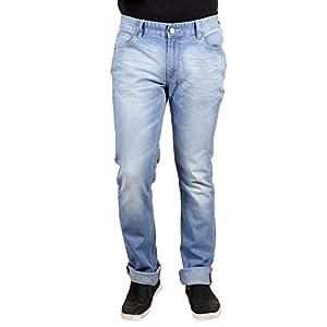 Numero Uno Slim Fit Low Rise Jeans (38)