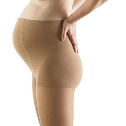 Image of Bauerfeind Compression Stocking, Maternity Pantyhose, Plus