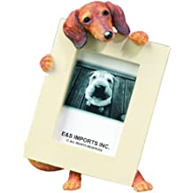 Dachshund Red 2.5'' x 3.5'' Photo FramePhoto