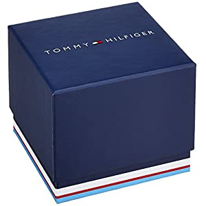 Tommy Hilfiger Unisex-Adult Multi dial Quartz Watch with Silicone Strap 1791474