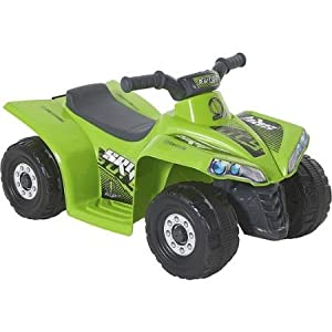 Surge-Quad-Boys-Durable-Pretend-Play-6-Volt-Battery-Powered-Ride-On-Green