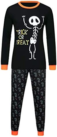 Amazon.com: Sunggoko Halloween Family Clothes Father Monther ...
