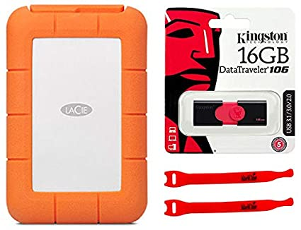 d521834af1e8 Image Unavailable. Image not available for. Color: LaCie Rugged Mini 1TB USB  3.0 Portable Hard Drive ...