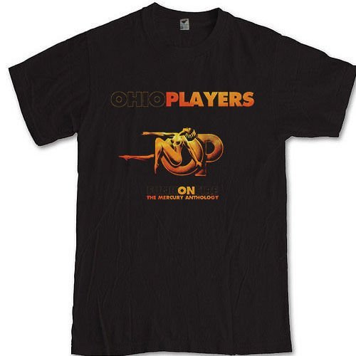 Ohio Players T-shirt S M L XL 2XL 3XL Funk and R&B band tee Cornelius Johnson (XL)