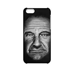 Generic Design Back Phone Covers For Girly Custom Design With Robin Williams For Iphone 5C Full Body Choose Design 1-1