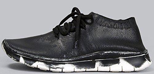 NIKE Scarpa Sportiva grey/Beige/Black US 85 EUR 42 Sneaker singola coppia' 686'