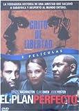 Grito de libertad / El plan perfecto (Plan oculto) (Cry freedom / Inside man) [NTSC/Region 1 & 4 dvd. Import - Latin America] Spanish subtitles/cover
