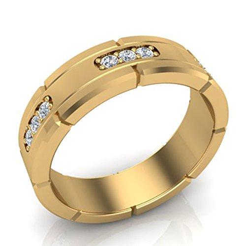Gold 0.45 Ct Tw Diamond - 1