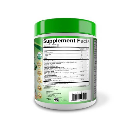 Buy supreme greens with msm capsules