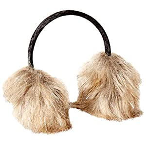 Orchid Row Women's Fashion Faux Fur Earmuff