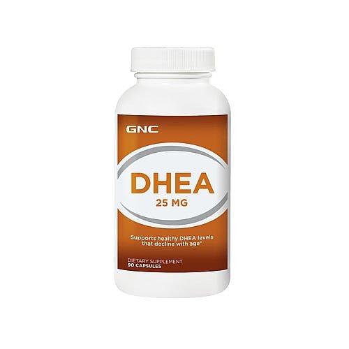 GNC DHEA 25 MG 90 caps