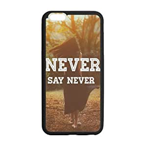 the Case Shop- Words TPU Rubber Hard Back Case Cover Skin for iPhone 6 Plus 5.5 Inch ,i6pxq-72