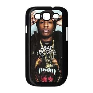 EVA Asap Rocky Samsung Galaxy S3 I9300 Case,Snap-On Protector Hard Cover for Galaxy S3