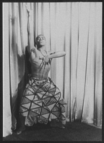 Photo: Alvin Ailey, African American Choreographer, Activist, Modern Dance, 3 . Size: 8x10 (approxim by Infinite Photographs