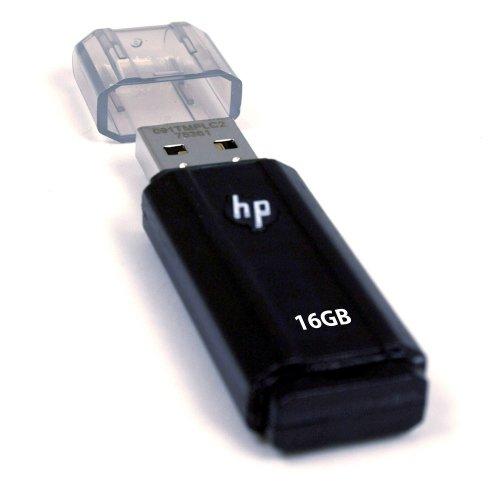 HP v125w 16 GB USB 2.0 Flash Drive P-FD16GHP125-GE
