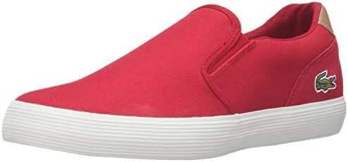 Lacoste Men's Jouer Slip-on 316 1 Cam Fashion Sneaker