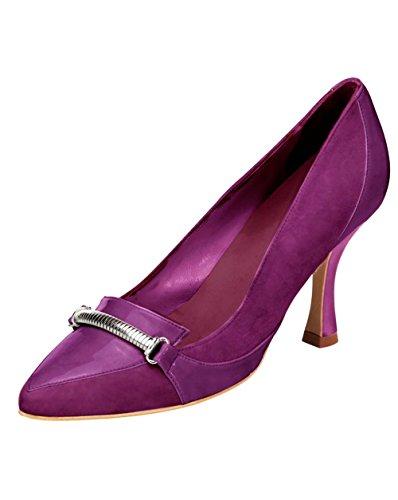 PATRIZIA DINI Damen-Schuhe Pumps Violett
