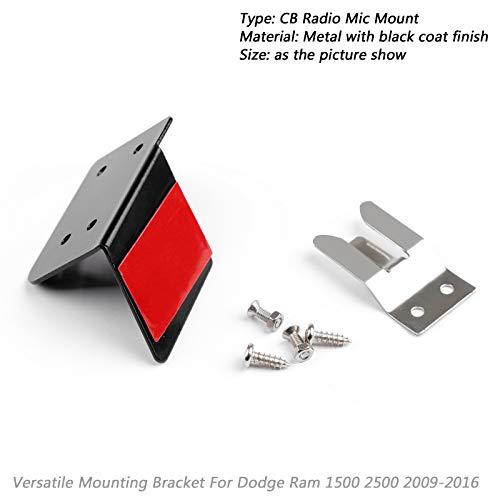 CHENDGE2 75WXST CB Radio Versamount Mount Versatile Bracket for Dodge Ram 1500 2500 09-16