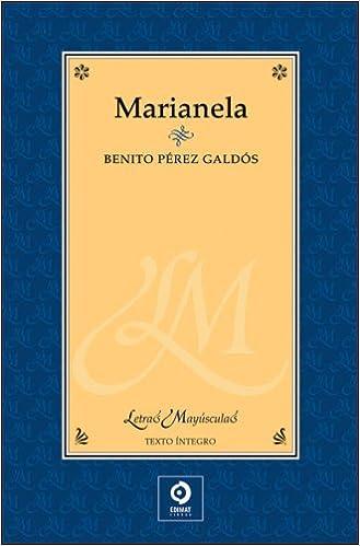 Marianela (Letras mayúsculas)