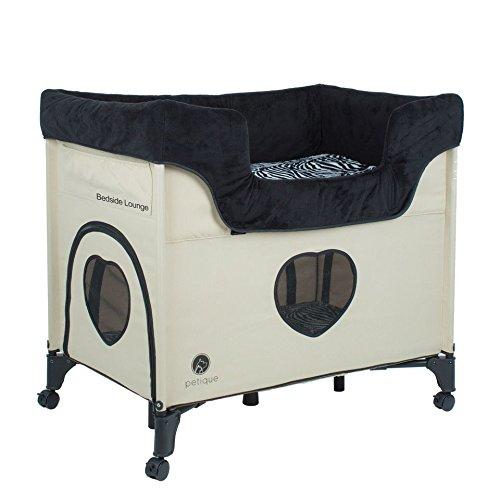 Petique BD01300104 Bedside Lounge-Pet Bed, One Size