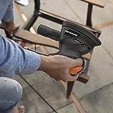 Mouse Detail Sander, Meterk 13500RPM Sander Wall