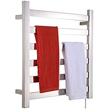 Amazon Com Sharndy Towel Warmer Brush Nickle Etw84 1