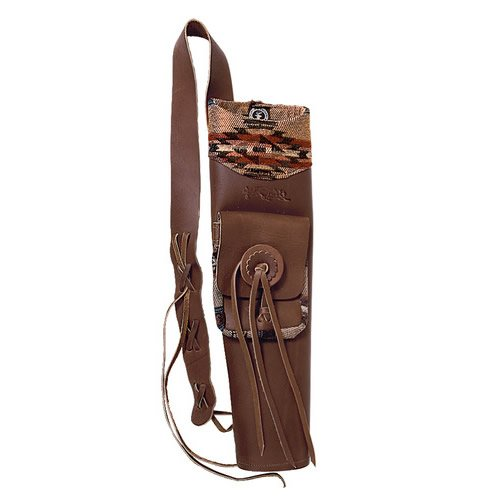 Martin Leather Back Quiver (Right Hand)