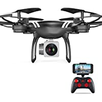 YJYdada Wide Angle Lens HD Camera Quadcopter RC Drone Wifi FPV Live Helicopter Hover