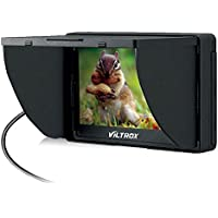 Viltrox DC-50 HD Clip-on LCD 5 Monitor Portable Wide View for Canon Nikon Sony DSLR Camera DV