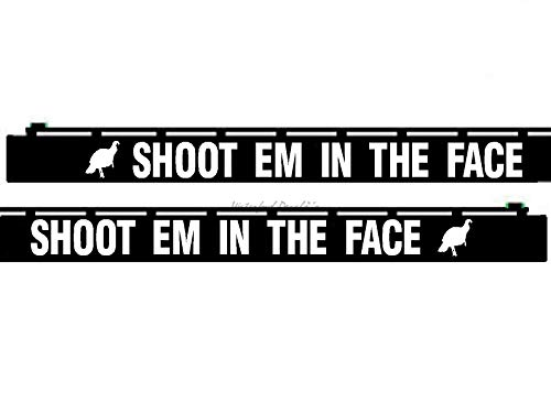 rel Decal – Shoot Em in The Face – SBD022 ()