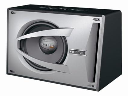 Hertz Dbx 250 10 Sub Box Reflex Amazon In Electronics