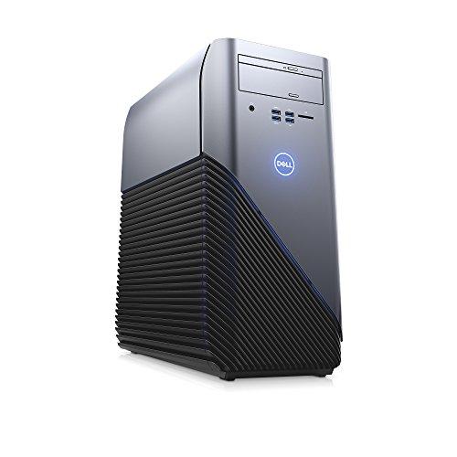 Dell i5675-A933BLU-PUS Inspiron 5675 AMD Desktop, Ryzen 5 1400 Processor, 8GB, 1TB, AMD Radeon RX 570 4GB GDDR5 Graphics, Recon Blue by Dell (Image #1)