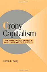 Crony Capitalism: Corruption and Development in South Korea and the Philippines (Cambridge Studies in Comparative Politics)