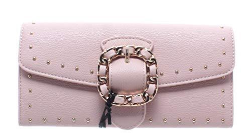 Liu Jo Milano N19173 E0009 - Cartera para mujer, color rosa ...