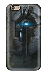 Jim Shaw Graff's Shop 1136017K60784255 Iphone High Quality Tpu Case/ Half Life Case Cover For Iphone 6