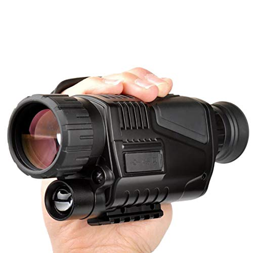 ght Vision, Infrared Digital Scope for Hunting Long Range Telescope with Built-in Photo Shoot Camera Video Recording ()