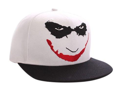 Gorra Joker Batman Logo Béisbol white 8ndXzqHW
