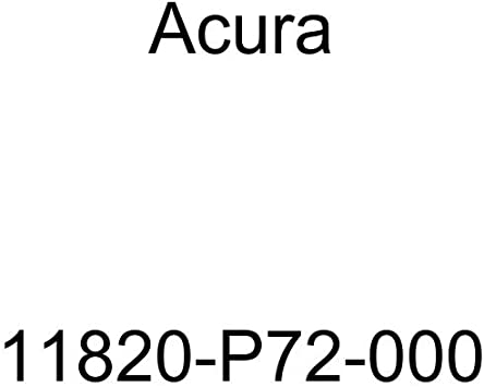 Acura 11820-P5A-000 Engine Timing Cover