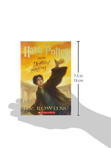 Harry Potter and the Deathly Hallows (Book 7) by Arthur A. Levine Books (Image #3)