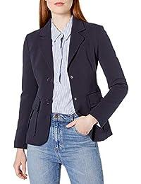 Women's Double Crepe Stretch Blazer