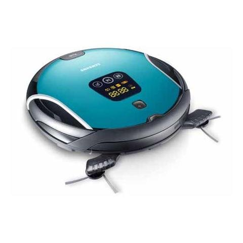 Samsung vr10 F71ucbn Navibot S Pop-Out Robot aspiradora: Amazon.es ...