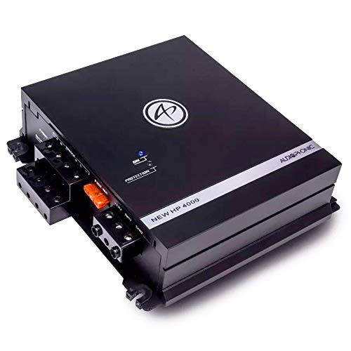 Amplificador Audiophonic NEW HP 4000 (4 x 125W/2 x 200W RMS)