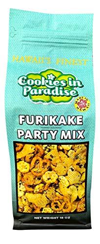 Cookies in Paradise Furikake Party Mix - 18oz