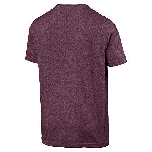 Puma Heather Homme shirt Fig T T Tee Ess rfqxA6nUr